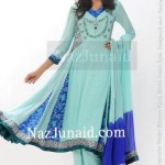 Latest Fashion Anarkali Frocks 2012 for Women 14