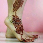 Latest Fashion Mehndi Designs For Women 2012 10