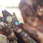 Latest Fashion Mehndi Designs For Women 2012 12