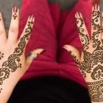 Latest Fashion Mehndi Designs For Women 2012 2