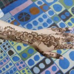 Latest Fashion Mehndi Designs For Women 2012 4