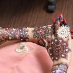 Latest Fashion Mehndi Designs For Women 2012 7