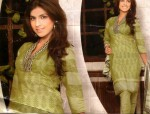 Latest Fashion Stitched Summer Suits 2012 by Mansha d