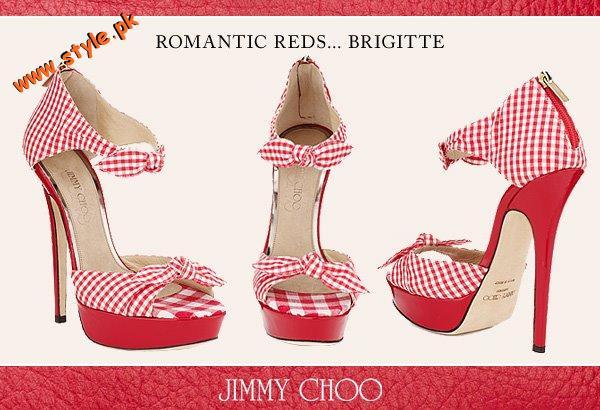 Latest Foot Wears For Women By Jimmy Choo 2012-003