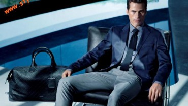 Latest Men Suiting By Hugo Boss For Spring 2012-003