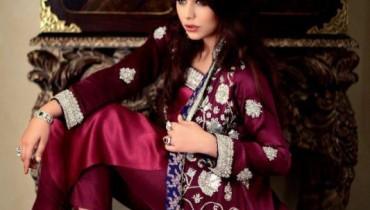Latest Nadia Ellahi Formal & Bridal Collection 2012 1