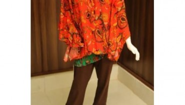 Latest Pret9 Casual Wear Dresses For Women 2012-005