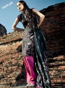Latest Silk Summer Collection 2012 by Gul Ahmed 13
