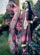Latest Silk Summer Collection 2012 by Gul Ahmed 14
