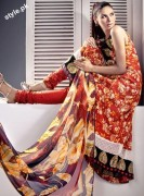 Latest Silk Summer Collection 2012 by Gul Ahmed 2