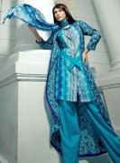 Latest Silk Summer Collection 2012 by Gul Ahmed 5