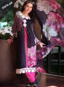 Latest Silk Summer Collection 2012 by Gul Ahmed 9