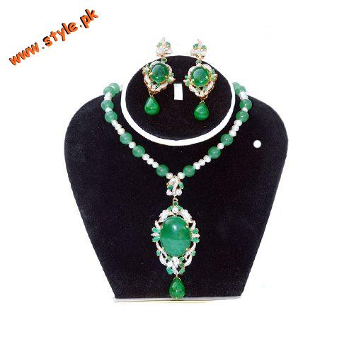 Latest Stunning Jewelery Collection By Mariam Sikander 2012-003