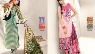 Latest Summer Casual Wear by Al-Karam Textiles 2012-010