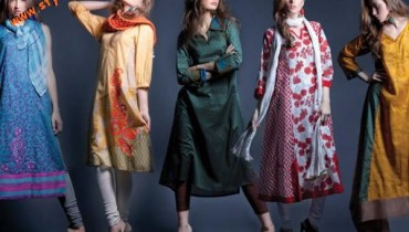 Latest Summer Collection For Women By Nishat Linen 2012-004