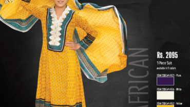 Mausummery Spring Summer Lawn Collection 2012 1