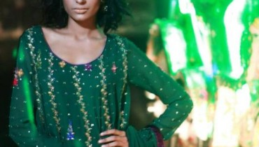 SNL Latest Winter Collection 2012 by Sofia Naveed Lari 1