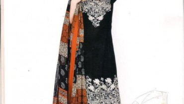 Sana Sami'as Collection Of Casual Wear For Lala's 2012-007