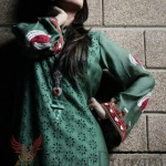 Tena Durrani Latest Formal & Semi Formal Dresses 2012 10