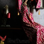 Tena Durrani Latest Formal & Semi Formal Dresses 2012 11