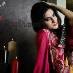 Tena Durrani Latest Formal & Semi Formal Dresses 2012 2