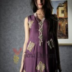 Tena Durrani Latest Formal & Semi Formal Dresses 2012 4