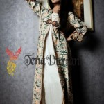 Tena Durrani Latest Formal & Semi Formal Dresses 2012 8