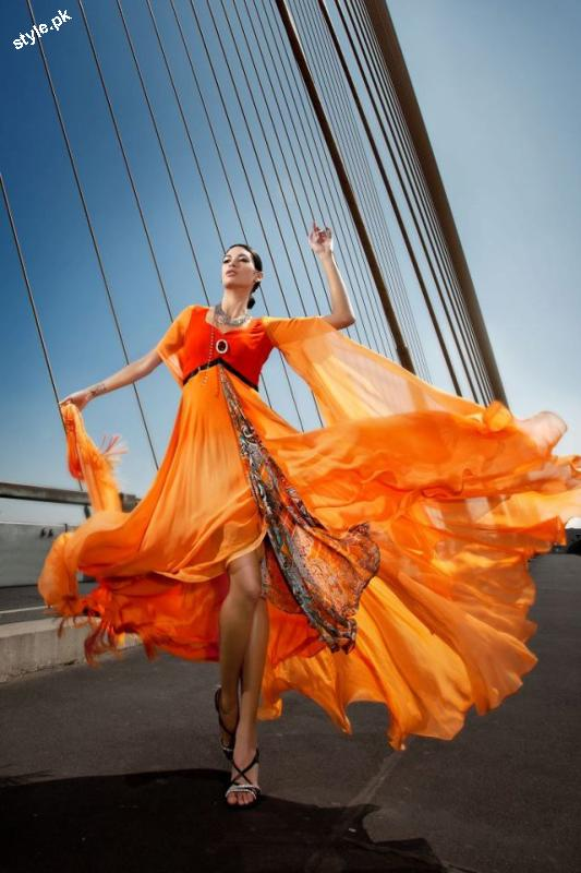 Threads and Motifs Latest Spring Summer Collection 2012 3