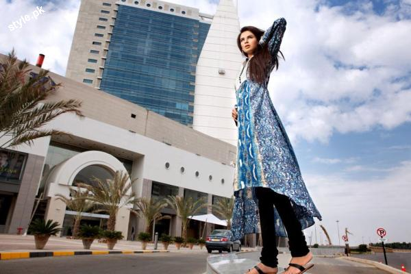 Threads and Motifs Latest Spring Summer Collection 2012 5