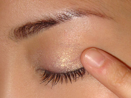 Makeup Tips For A Family Gathering - Winter 2012 (2)