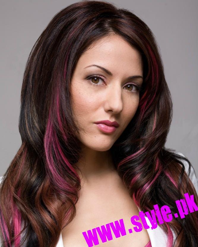 Fancy Highlights For Hair (8)