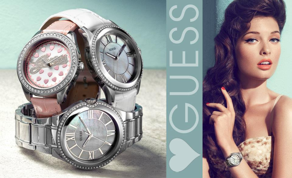 latest fashion watches for men and women by guess watches 004
