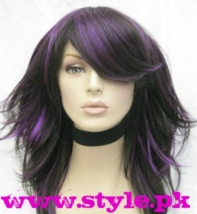 Fancy Highlights For Hair (2)