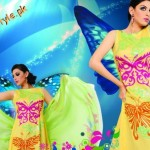 Aramish by B&V Lawn Collection For Summer 2012-002