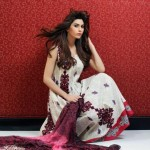Bakhtawar Lawn Collection 2012 For Girls Summer Dresses 3