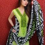 Bakhtawar Lawn Collection 2012 For Girls Summer Dresses 7