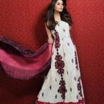 Bakhtawar Lawn Collection 2012 For Girls Summer Dresses 8