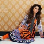 Bakhtawar Lawn Collection 2012 For Girls Summer Dresses 9