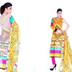 Barkha and Batik Lawn Collection 2012 by Moon Textile 11