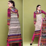 Barkha and Batik Lawn Collection 2012 by Moon Textile 14
