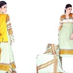 Barkha and Batik Lawn Collection 2012 by Moon Textile 15