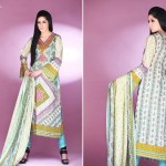 Barkha and Batik Lawn Collection 2012 by Moon Textile 16
