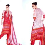 Barkha and Batik Lawn Collection 2012 by Moon Textile 2