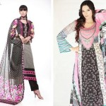 Barkha and Batik Lawn Collection 2012 by Moon Textile 5