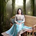 Crystallia Latest Wedding Wear Collection For Women 2012-001