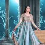 Crystallia Latest Wedding Wear Collection For Women 2012-002