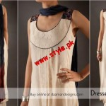 Daaman Chic Casual Wear Collection For Summer 2012-002