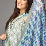 Deepak Perwani Premium Lawn 2012 by Orient Textiles 1