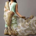 Deepak Perwani Premium Lawn 2012 by Orient Textiles 10