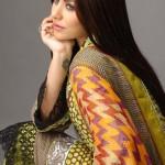 Deepak Perwani Premium Lawn 2012 by Orient Textiles 7
